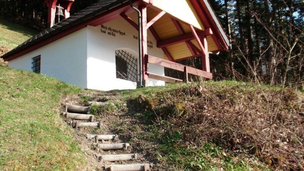 Kapelle Maria Hilf (Waldbruderkapelle)