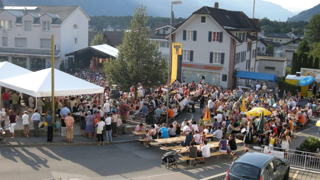 Absage Dorffest 2020
