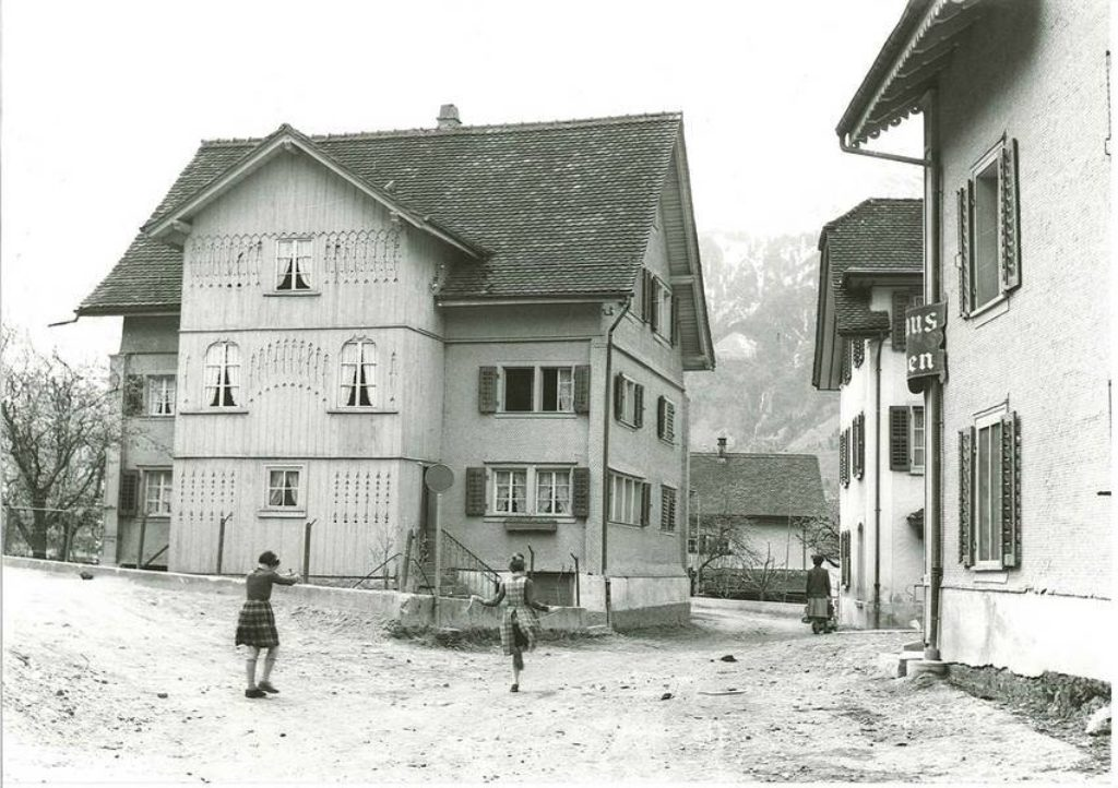 Dorf anno 1958