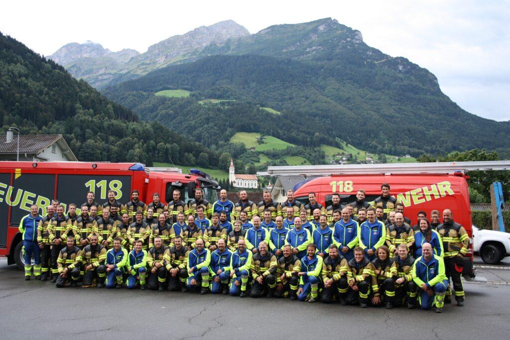Mannschaft Schattdorf + Haldi