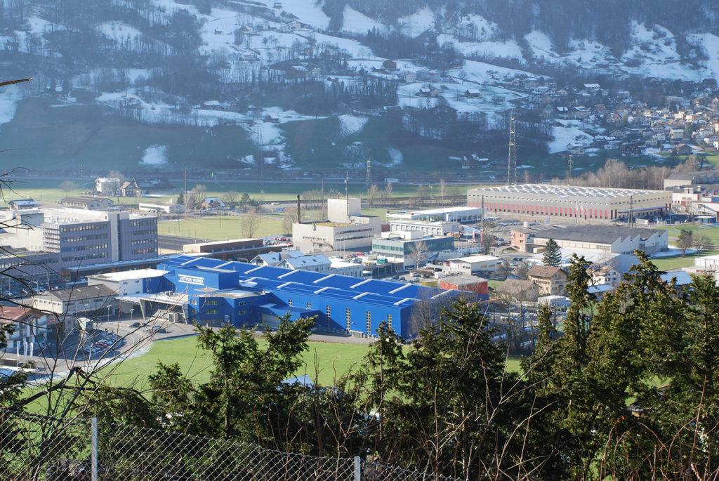 Industriegebiet Schattdorf