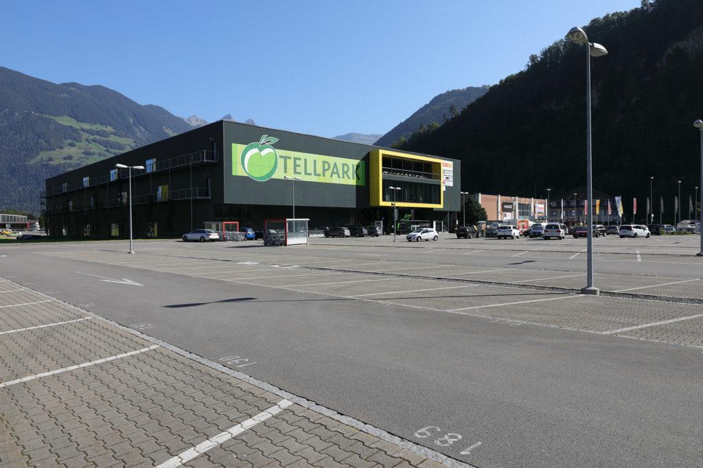 Einkaufsmöglichkeit in Schattdorf