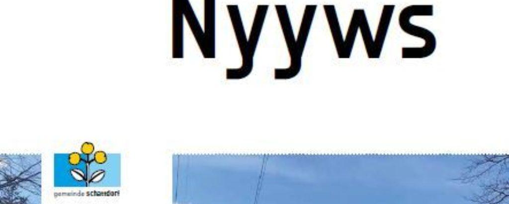 Dorfmagazin «Nyyws»
