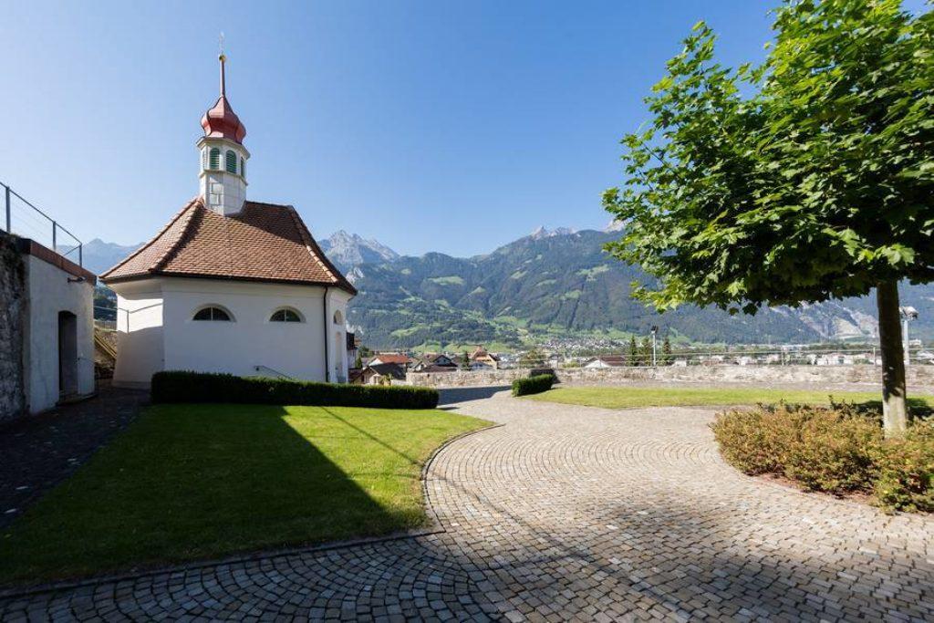 Friedhofkapelle in Schattdorf