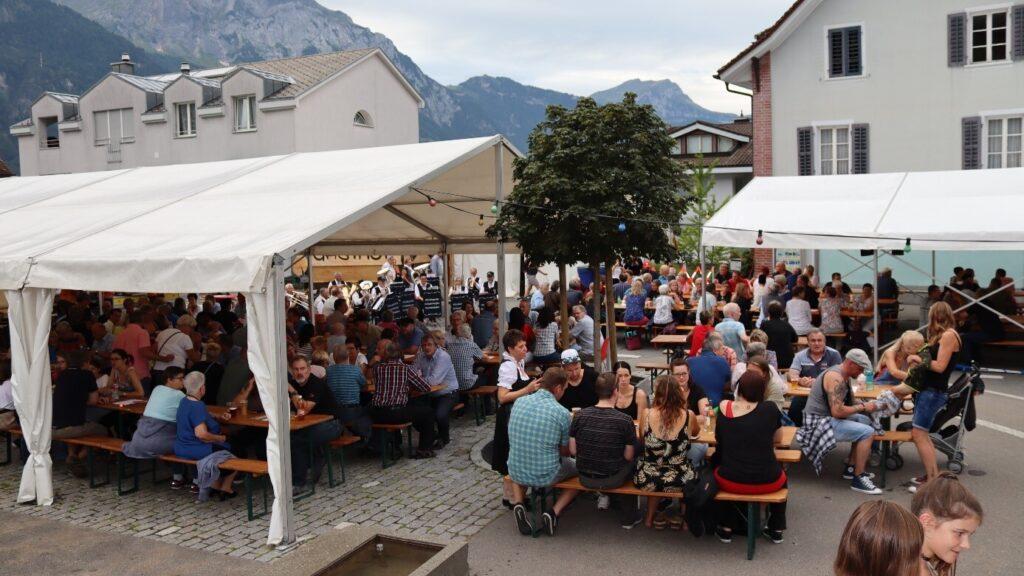 Dorffest Schattdorf