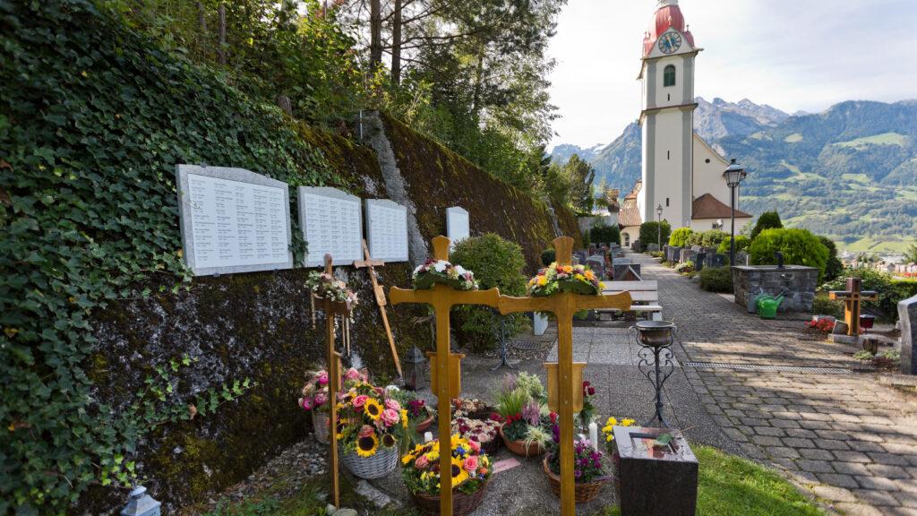 Sanierung Friedhof