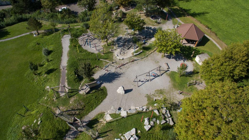 Spielplatz Grundmatte